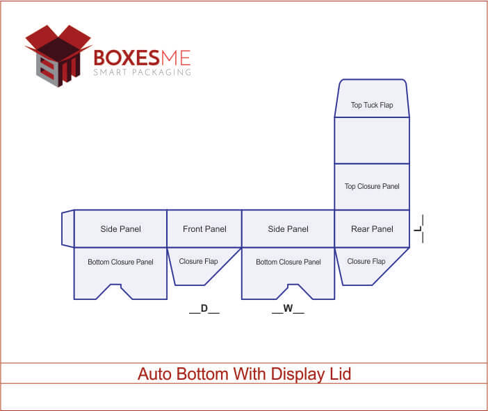Auto Bottom With Display lid 04