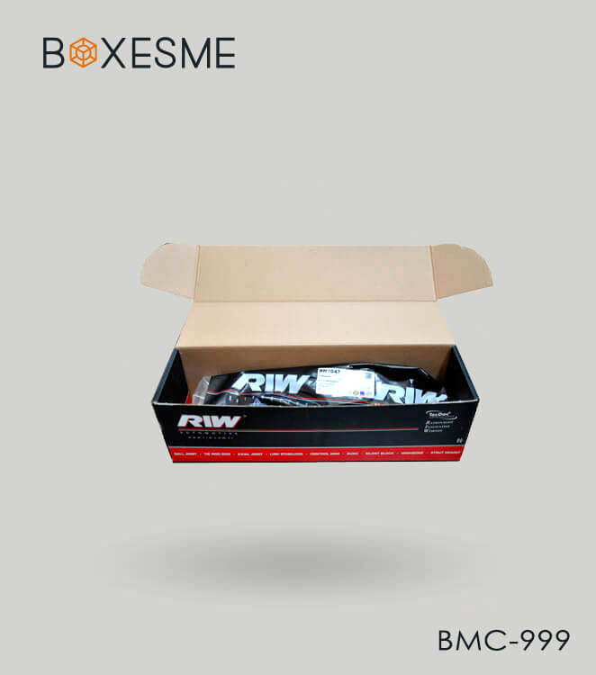 Automotive Rubber Packaging Boxes 01