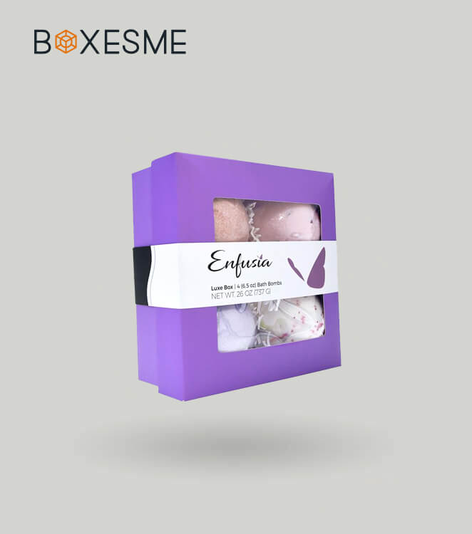 Bath Bomb Boxes USA