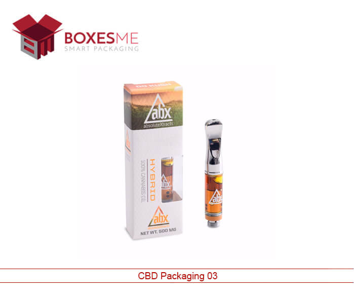 Custom CBD Packaging