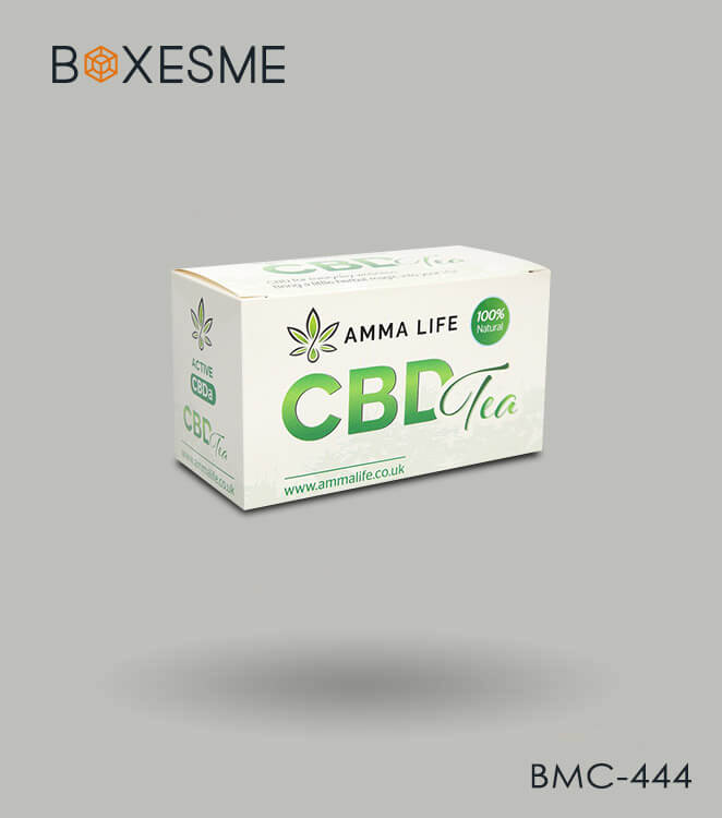 CBD Tea Boxes