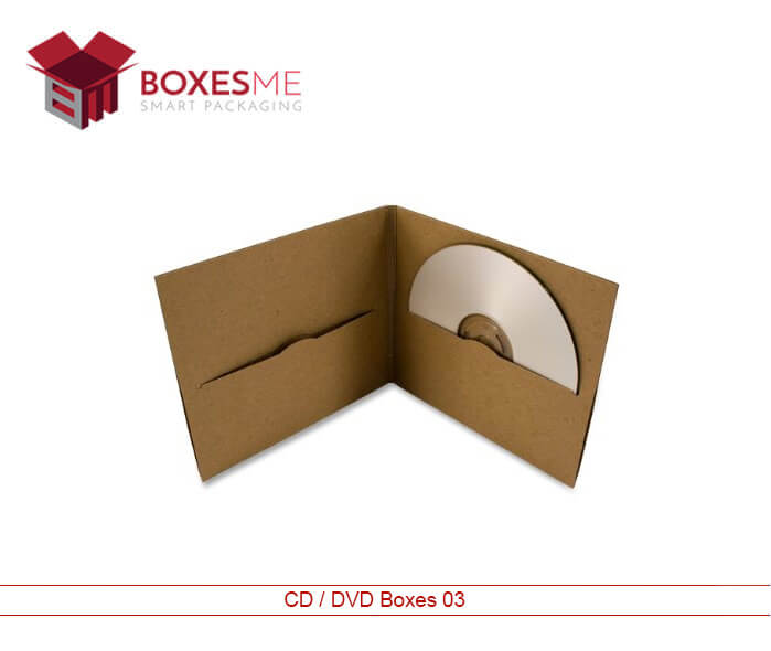Custom CD DVD Boxes