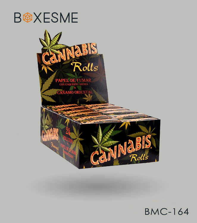 Cannabis Display Boxes Wholesale