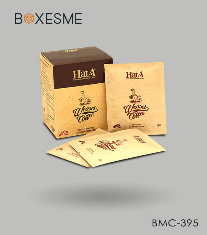 Coffee sachet Packaging