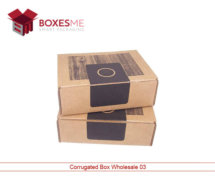 Corrugated Box Wholesale