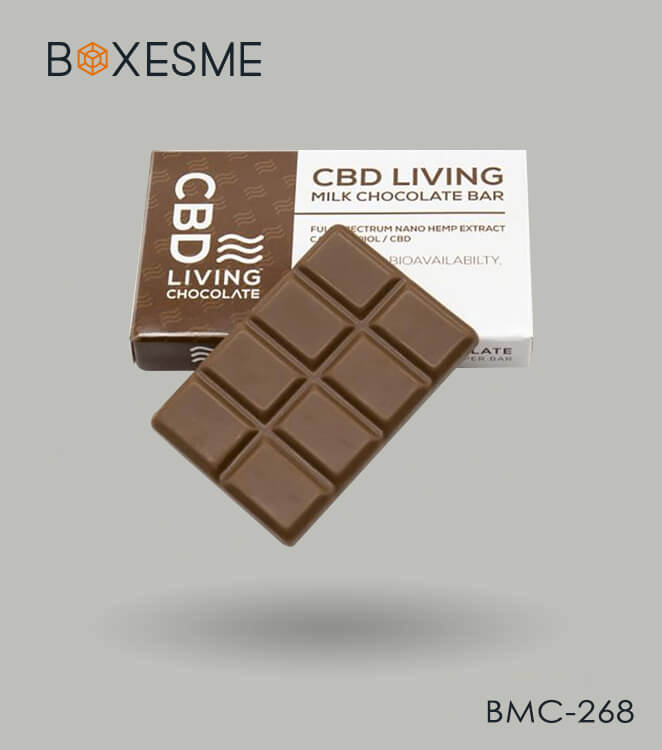 CBD Chocolate Boxes - Custom CBD Chocolate Packaging Boxes
