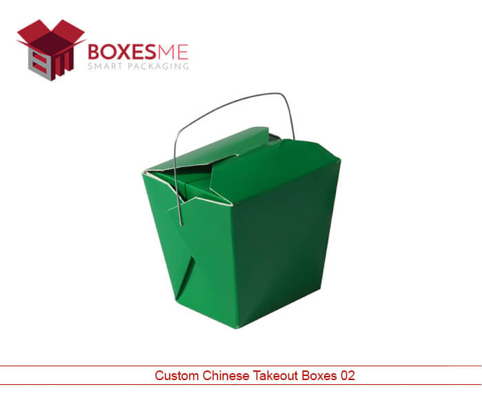 Chinese Takeout Boxes | Custom Chinese Takeout Packaging