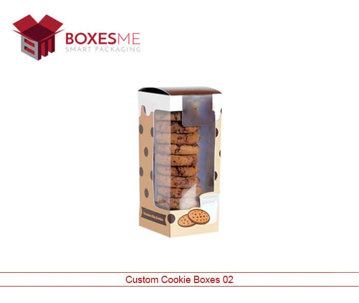 Cookie Boxes | Custom Cookie Packaging Wholesale | BoxesMe