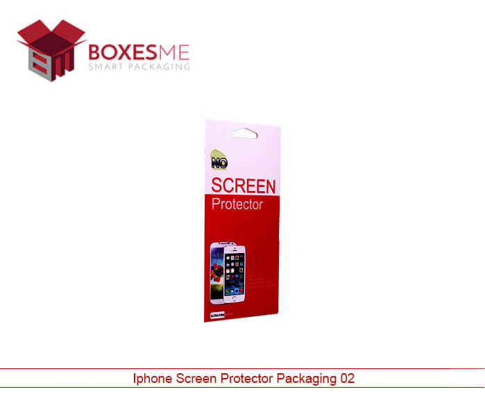 Phone Screen Protector Packaging