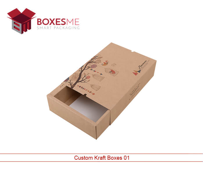 Custom Kraft Boxes