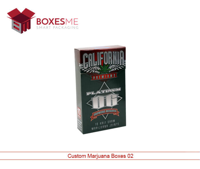 Custom Marijuana Boxes