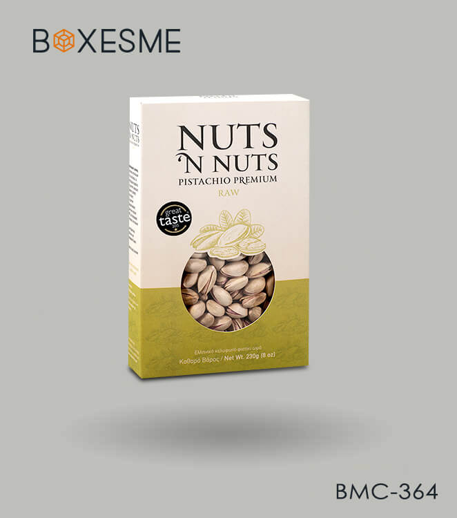 Custom Nuts Packaging