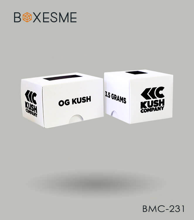 Custom Og Kush CBD Packaging