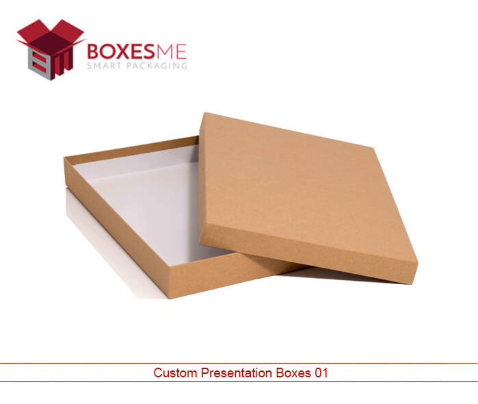 Custom Presentation Boxes