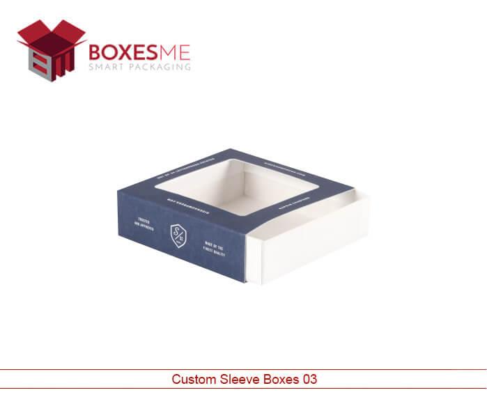 Sleeve Boxes - Custom Printed Sleeve Packaging Wholesale