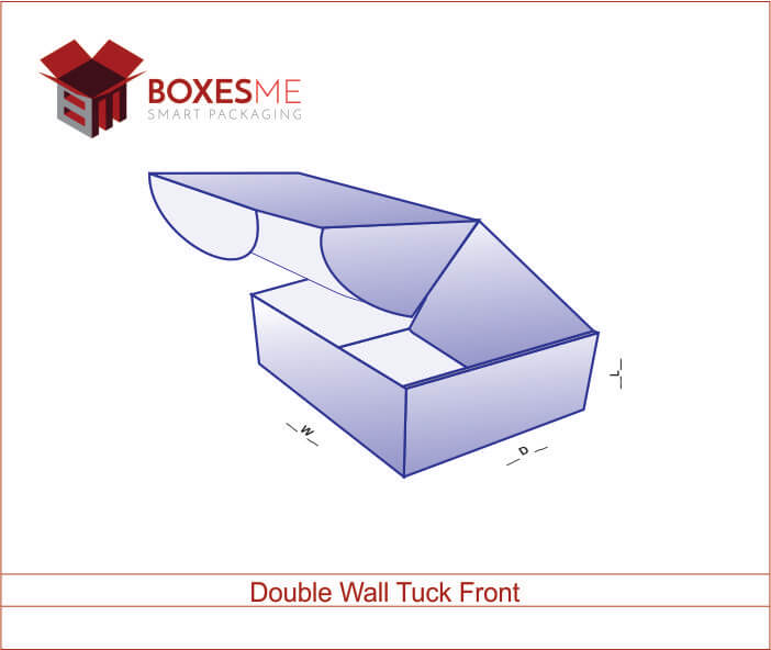 Double Wall Tuck Front 021