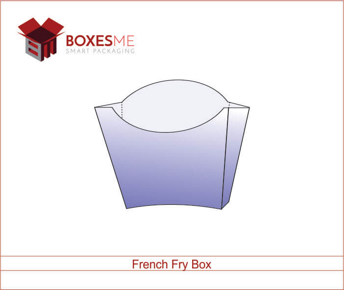 French Fry Boxes