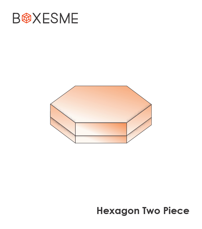 Hexagon Two Piece Box (3)