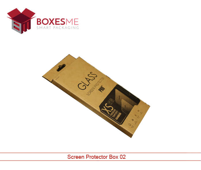 Screen Protector Packaging