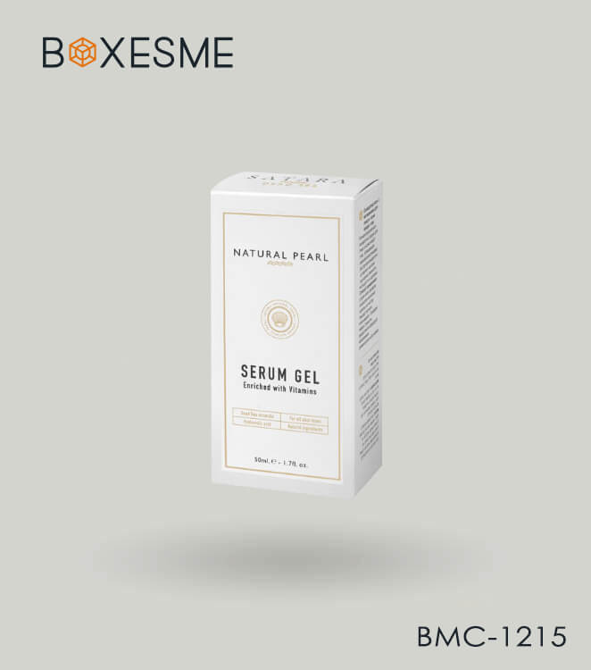 Serum Product Packaging Boxes