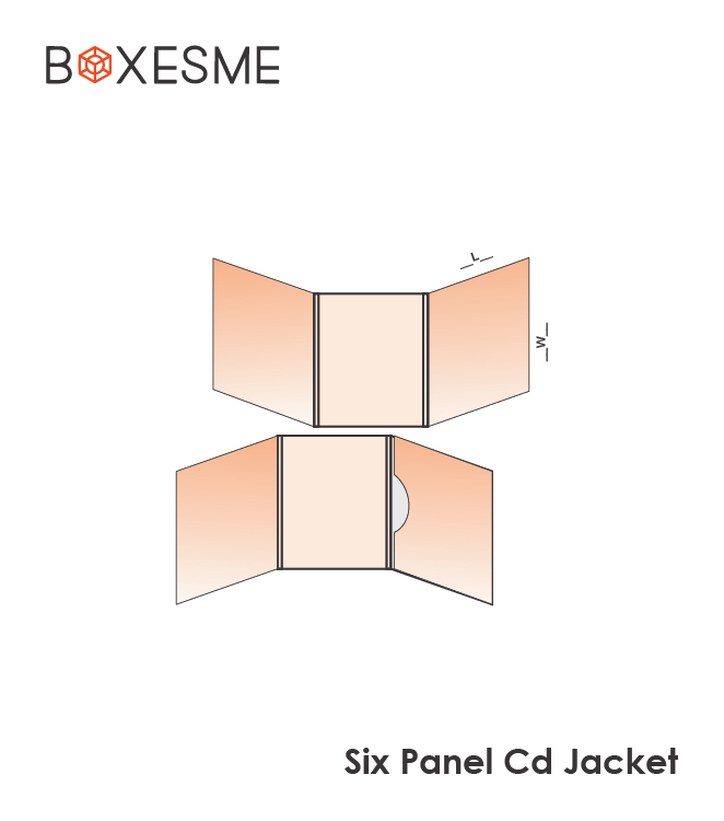 Six Panel CD Jacket (2)