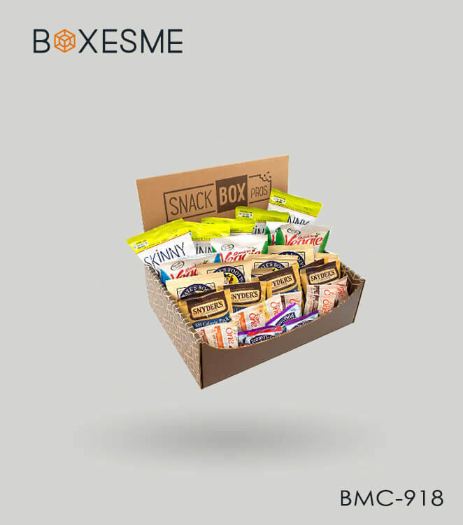 Customizable Snacks Boxes | To increase your sales