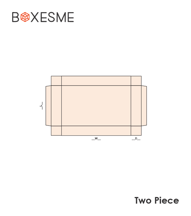 Two Piece Box