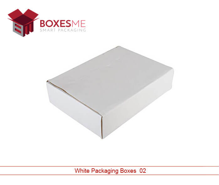 White Packaging Boxes NY