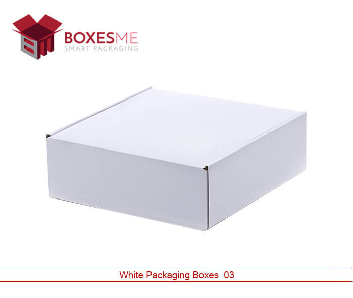 White Packaging Boxes NYC