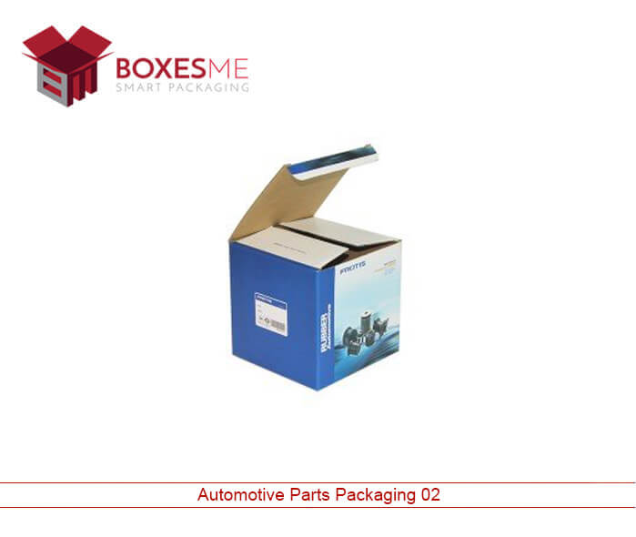 Automotive Parts Packaging Solutions