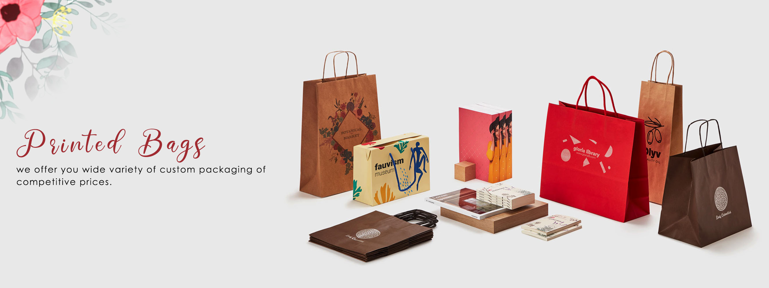 Innovative and Attractive Paper Bags for Your Brand