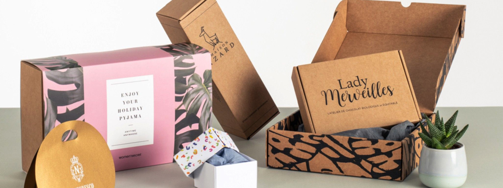 What are the Benefits of Packaging in Marketing
