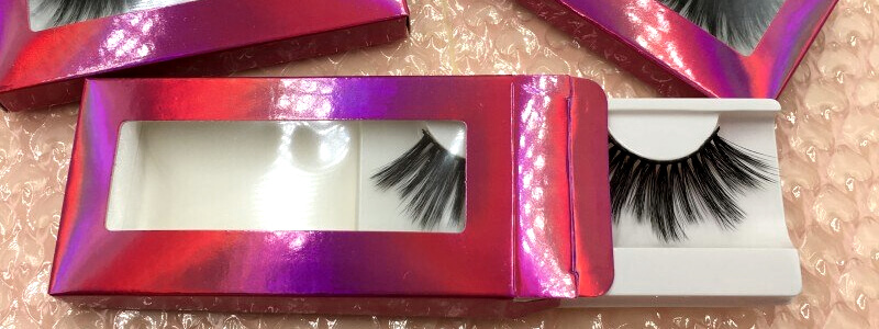 Get the Custom Printed new Style Boxes for Your Eyelashes