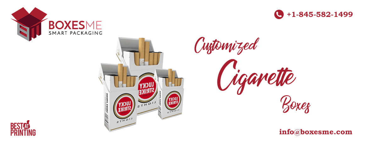 Order custom cigarette boxes without any hidden charges