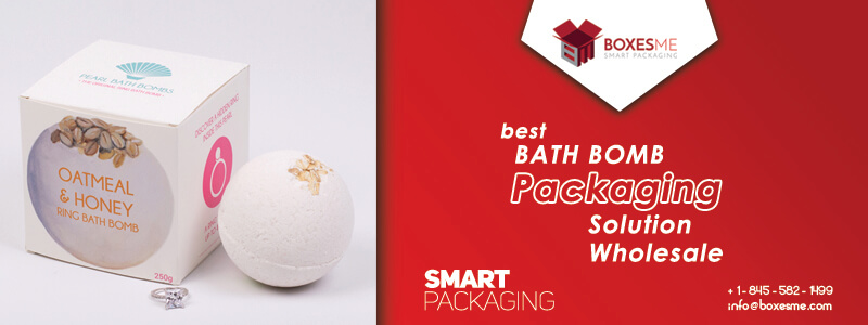 Best Bath Bombs Packaging Solution Wholesale