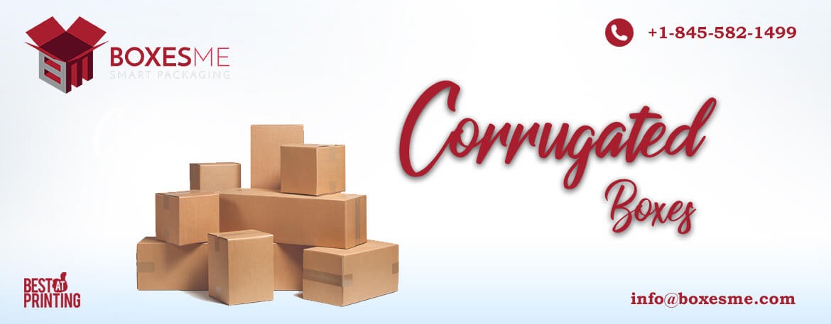 We manufacture Custom Corrugated Boxes