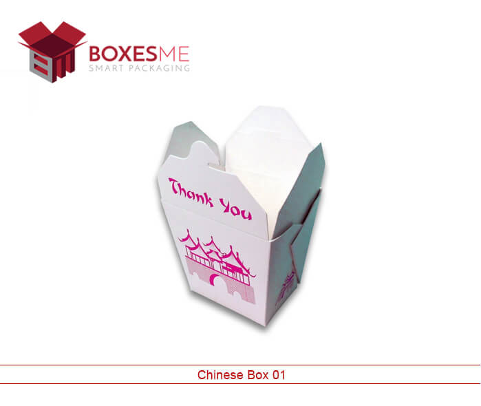 Custom Chinese Boxes