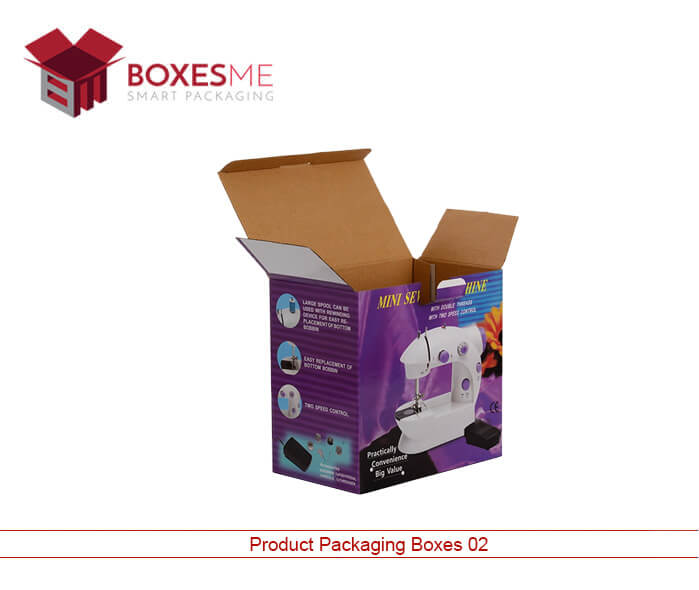 Product Packaging Boxes | Custom Product Packaging Box - BoxesMe
