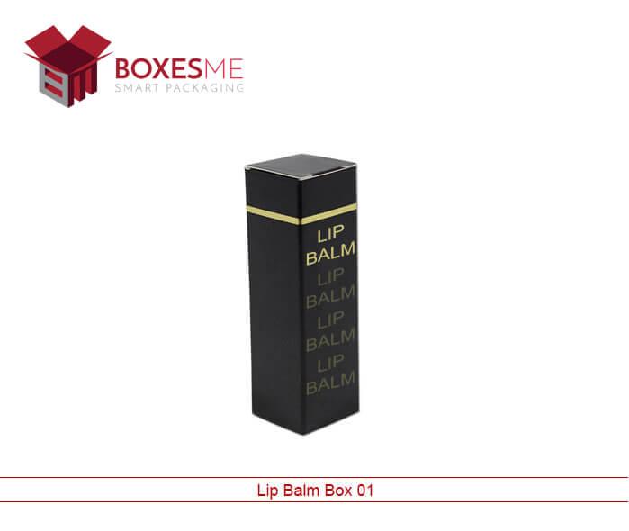 Lip Balm Boxes