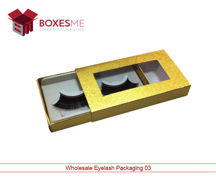 Wholesale Eyelash Packaging | Custom Printed Eyelash