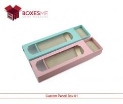 Custom Pencil Boxes