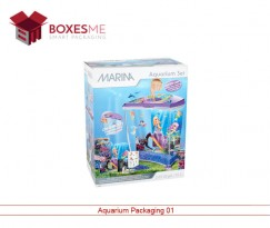 Aquarium Product Packaging Boxes