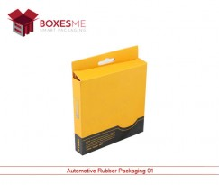Automotive Rubber Packaging Boxes