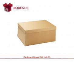Cardboard Boxes With Lids