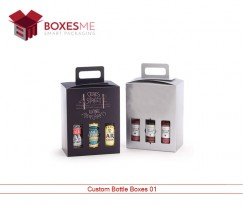 Custom Bottle Boxes