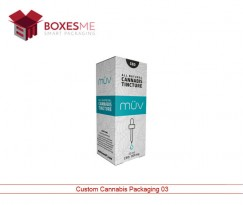 Custom Cannabis Packaging