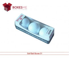 Luxury Golf Ball Boxes