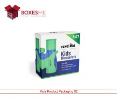 Custom Kids Product Boxes