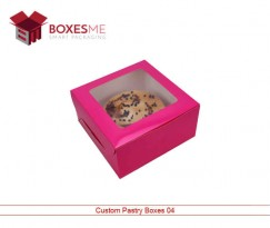 Custom Pastry Boxes