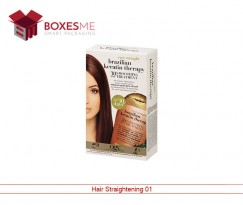 Hair Straightener Boxes
